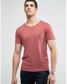 T-shirt In Pima Cotton