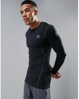Tech Long Sleeve Compression Top