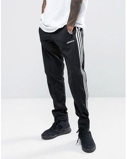 London Pack Block Tapered Joggers In Black Bq9369
