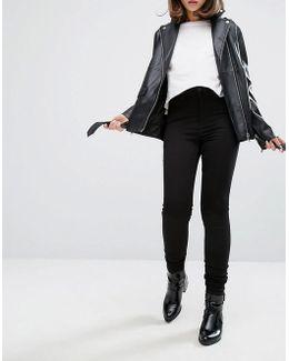 Oki Premium Skinny High Waisted Jeans