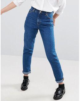 Kimomo Mom Jeans