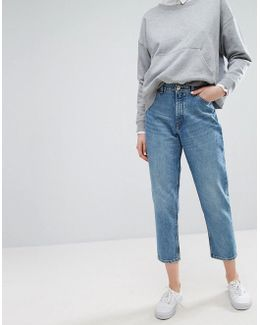 Taiki High Waisted Mom Jeans