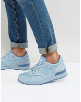 Air Zoom Epic Luxe Trainers In Blue 876140-401