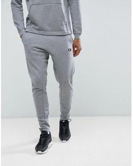Modern Joggers In Grey 805168-091