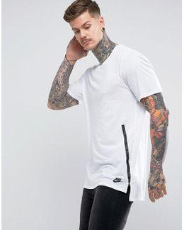 Droptrail T-shirt In White 847507-100