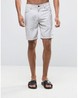 Outsider Submersible Quick Dry Walk Shorts