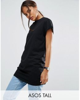 The Ultimate Easy Longline T-shirt