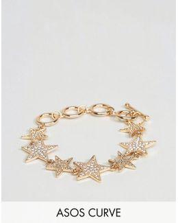 Starman Toggle Bracelet