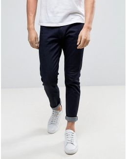 Slim Fit Jeans Dark Rinse