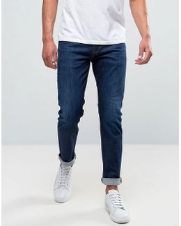 Slim Fit Jeans Mid Wash