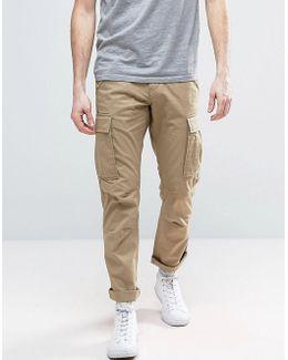 Slim Fit Cargo Pant