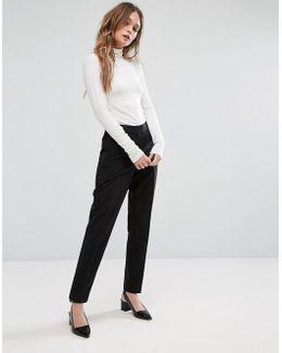 Tailored Slim Leg Trouser