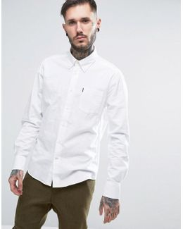 Stanley Oxford Shirt Buttondown Tailored Slim Fit