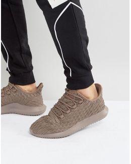 Tubular Shadow Sneakers In Brown Bb8974