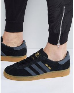 Munchen Sneakers In Black Bb5295