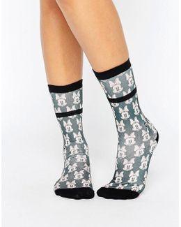 Minnie Minnies Socks