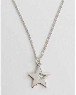 Hildby Star Necklace