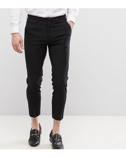 Skinny Cropped Pants