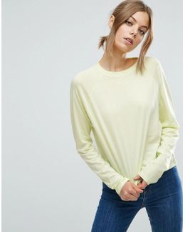 T-shirt In Boxy Fit