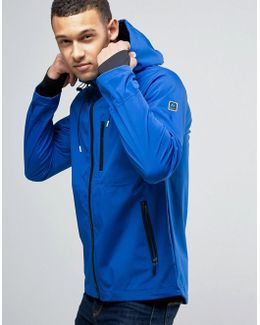 Active Hooded Track Jacket
