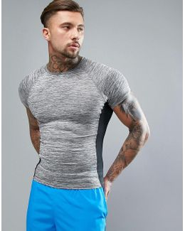 Active Muscle Fit T-shirt