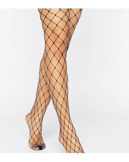 2 Pack Oversized Fishnet Tights