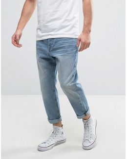 Anti Fit Cropped Jeans