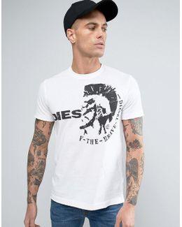 T-ulee Mohawk T-shirt