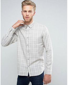 Slim Cotton Shirt