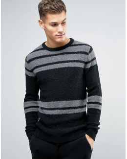 Knit With Stripes
