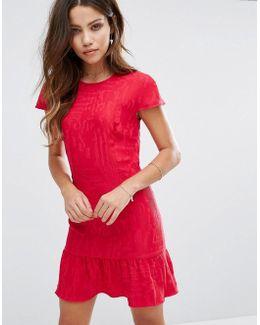 Bodycon Raspberry Dress