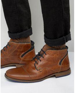 Choppa Leather Boots