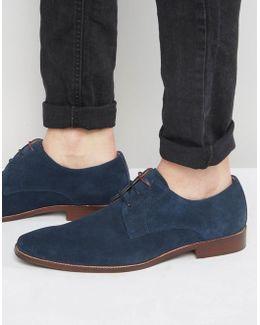 Richmonds Suede Derby Shoes
