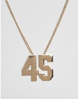 45 Necklace