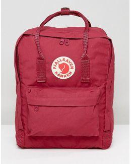 Kanken 16l Backpack Red
