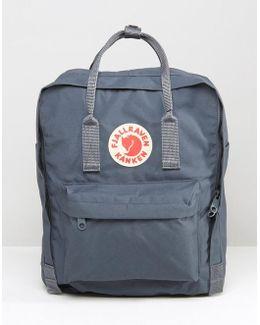 Kanken 16l Backpack Dark Gray