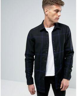 Type C Clean Long Sleeve Shirt