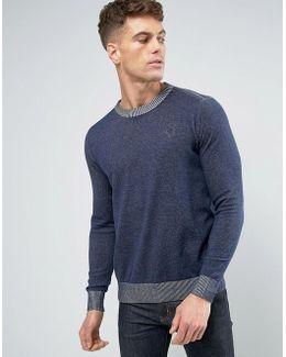 Core Plaited Knit
