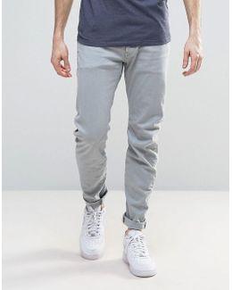 Arc 3d Slim Jeans Correct Gray Wash