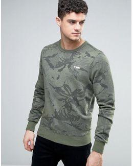 Palm Core Sweatshirt