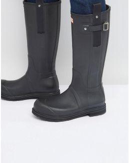 Original Pulltab Wellington Boots In Grey