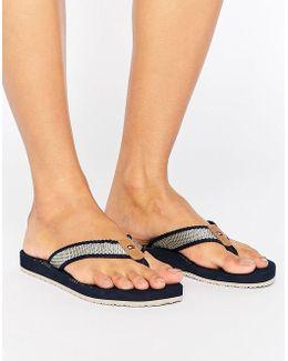 Mellie Flip Flops
