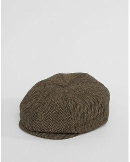 Brood Flat Cap