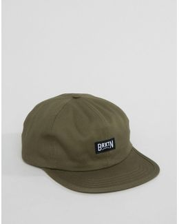 Langley Cap With Adjustable Strap