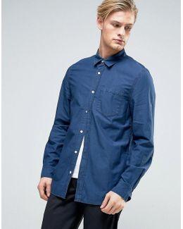 Class Denim Shirt Yama Blue