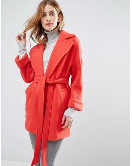 Yummy Tie Waist Coat