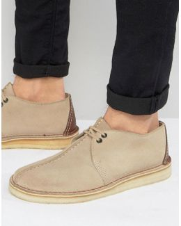 Clarks Original Suede Desert Shoes