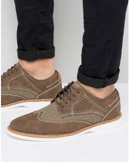 Keynote Derby Shoes