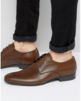 Henson Leather Derby Shoes