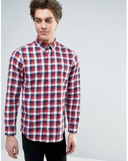 Ginham Checked Shirt